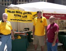 Palos RC at Daley Plaza
